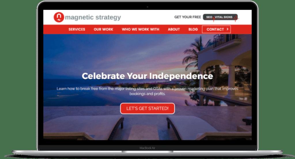 Website Example Image
